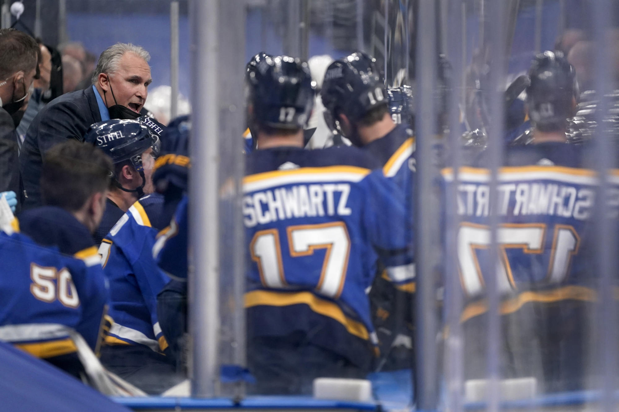 Cratering Blues running out of time to salvage season