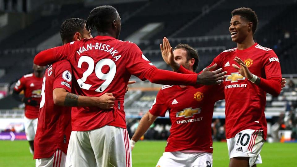 O Manchester United chega mordido à Champions League. | Alex Pantling/Getty Images