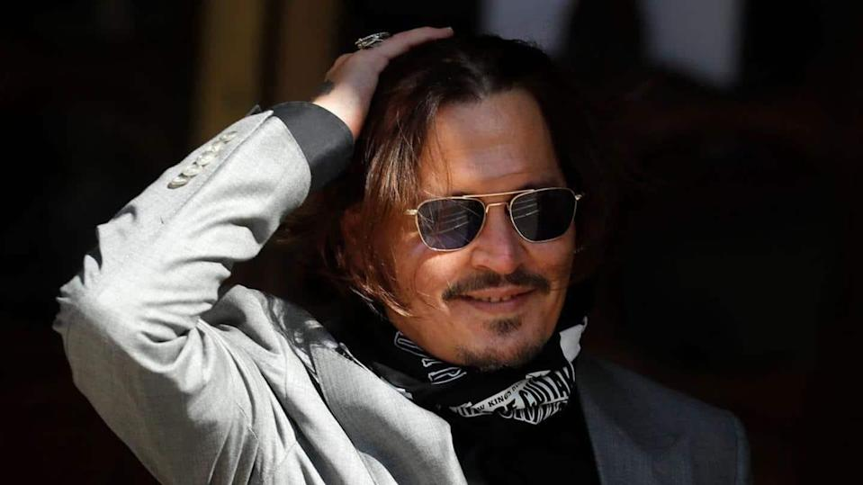Johnny Depp loses case against
