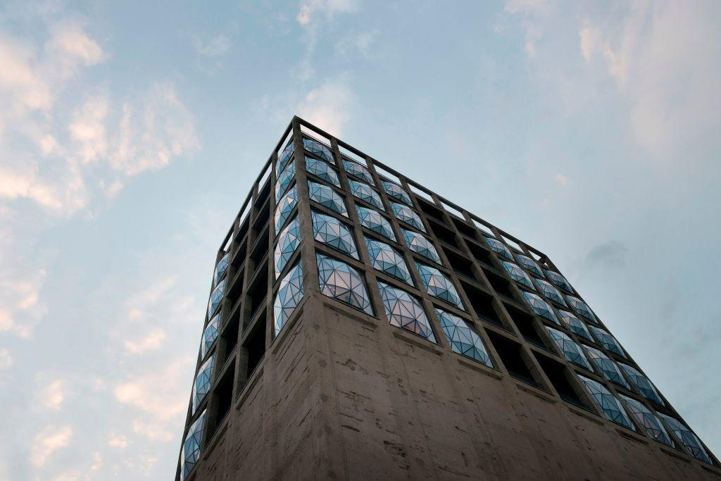 """<p>With the help of design firm Heatherwick Studio, the once a magnolia yellow, century-old grain silo complex in the heart of Cape Town transformed into a <a href=""""https://zeitzmocaa.museum/"""">100-gallery museum</a> of 21st-century art from Africa and its diaspora. Zeitz MOCAA hosts international events and exhibitions to provide an intercultural look into the world of African art.  Works from revolutionary artists such as Kudzanai Chiurai of Zimbabwe and Wangechi Mutu of Kenya decorate the nine floors of the museum.</p>"""