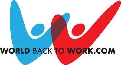 World Back to Work Logo (PRNewsfoto/World Back to Work)