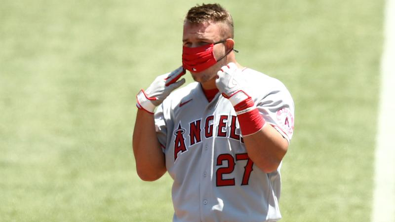 Angels star and father-to-be Trout placed on paternity list