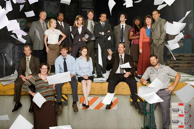 The Office | Mitchell Haaseth/NBCU Photo Bank/NBCUniversal via Getty Images via Getty