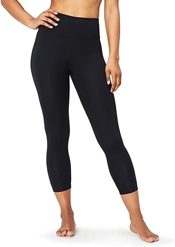 <p>Every year, these <span>Core 10 Spectrum Yoga High-Waist 7/8 Crop Leggings</span> ($39) sell out because customers love them that much.</p>