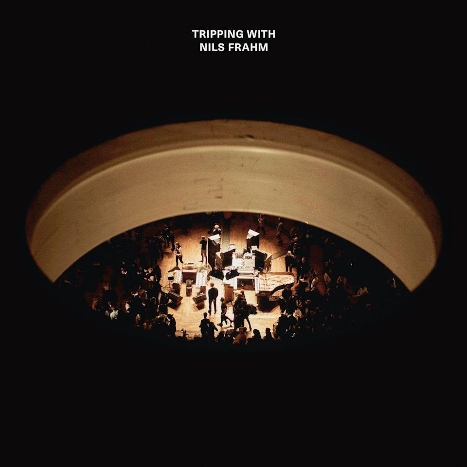 tripping with nils frahm live album cover art