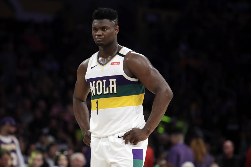 Zion leaves Orlando for 'urgent' family matter, plans to return