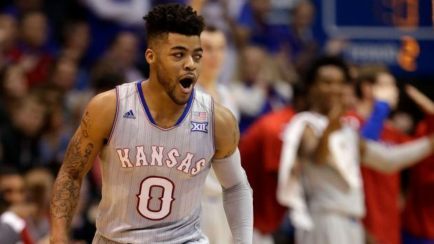 College basketball award recipients 2017: Kansas' Frank Mason wins John R. Wooden Award