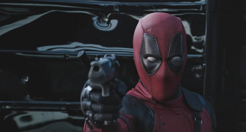Deadpool in the Red Band trailer: Fox