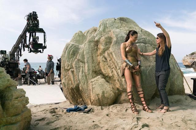 <p>The first location is Palinuro, Italy which served as the fictional home of Wonder Woman, the Island of Themyscira.<br>(Clay Enos/Warner Bros/courtesy Everett Collection) </p>