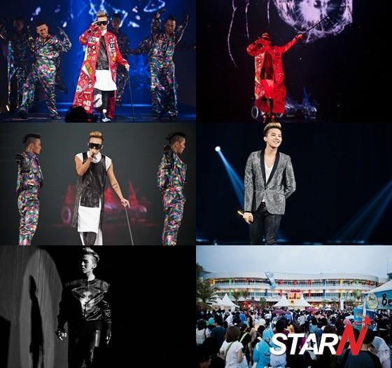 G-Dragon's world tour show in Jakarta successfully finished