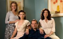 "<p>RIP Bill Paxton and the show that managed to corral Chloë Sevigny, Ginnifer Goodwin, Amanda Seyfried, and Jeanne Tripplehorn into one series about polygamous marriage. God only knows where we'd be without <em>Big Love</em>.</p><p><a class=""link rapid-noclick-resp"" href=""https://play.hbonow.com/series/urn:hbo:series:GVU2fkgb4HVFvjSoJAUCK?camp=Search&play=true"" rel=""nofollow noopener"" target=""_blank"" data-ylk=""slk:Watch Now"">Watch Now</a></p>"