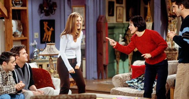 How big of a 'Friends' fan are you? Take our ultimate trivia test to find out
