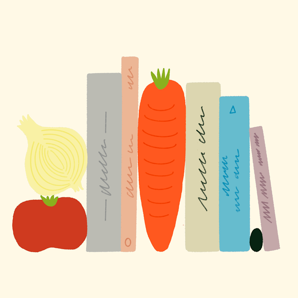 """<p>If you want to go deeper on food waste and sustainability in general, there are several new books that'll deepen your knowledge:</p> <ul> <li>Try <a href=""""https://www.amazon.com/Waste-Free-World-Circular-Economy-Planet/dp/0593191846"""" rel=""""nofollow noopener"""" target=""""_blank"""" data-ylk=""""slk:The Waste-Free World"""" class=""""link rapid-noclick-resp""""><em>The Waste-Free World</em></a> by <strong>Ron Gonen</strong>, which highlights innovations to help us reduce waste.</li> <li><strong>Jocelyn C. Zuckerman</strong>'s <a href=""""https://www.amazon.com/Planet-Palm-Ingredient-Everything_and-Endangered/dp/1620975238"""" rel=""""nofollow noopener"""" target=""""_blank"""" data-ylk=""""slk:Planet Palm"""" class=""""link rapid-noclick-resp""""><em>Planet Palm</em></a> looks at the human and environmental toll of palm oil, which is in roughly half of all products on grocery store shelves.</li> <li>And <strong>Bill Gates</strong>'s <a href=""""https://www.amazon.com/How-Avoid-Climate-Disaster-Breakthroughs/dp/059321577X"""" rel=""""nofollow noopener"""" target=""""_blank"""" data-ylk=""""slk:How to Avoid a Climate Disaster"""" class=""""link rapid-noclick-resp""""><em>How to Avoid a Climate Disaster</em></a> is a clear-eyed yet optimistic plan for getting the world to zero greenhouse gas emissions.</li> </ul>"""