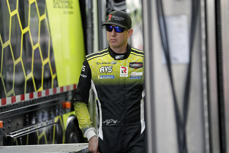 Kyle Busch brings the Rowdy show to the Rolex 24 at Daytona