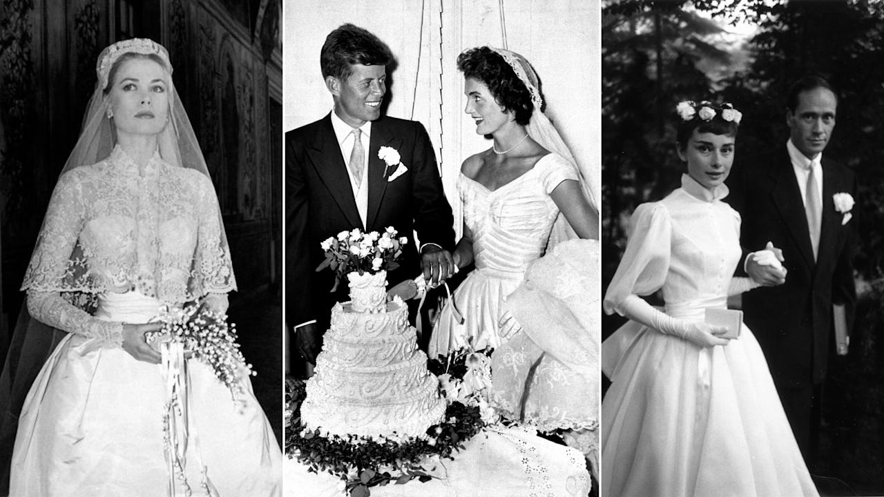 <p>We can't get enough of these timeless wedding ideas.</p>