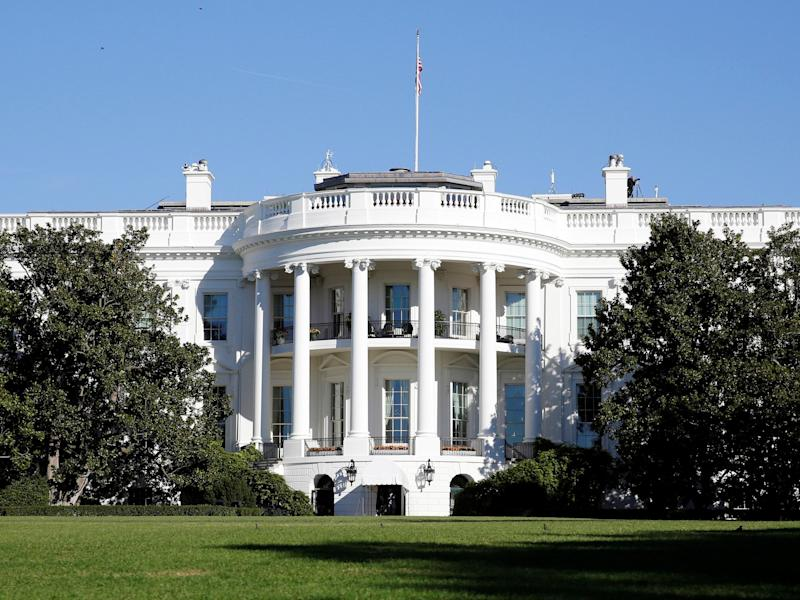 The White House: Reuters