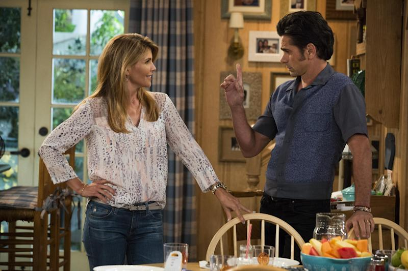 Lori Laughlin in Fuller House (Netflix)
