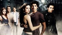"""<p><strong>Original film release:</strong> 1985<br><strong>Original series run: </strong>2011-2017, MTV<br><strong>Reboot status: </strong><span>Although the premiere of <em>Teen Wolf</em>'s final season just aired on July 30, showrunner Jeff Davis plans to continue the show <a rel=""""nofollow noopener"""" href=""""http://www.hollywoodreporter.com/live-feed/mtvs-teen-wolf-getting-a-new-take-1022262"""" target=""""_blank"""" data-ylk=""""slk:in the form of podcasts"""" class=""""link rapid-noclick-resp"""">in the form of podcasts</a>. Eventually he intends to reboot the show entirely with a new cast and story but promises to wait at least a year after this season finale before producing a revival.<br> (Photo: MTV)</span> </p>"""