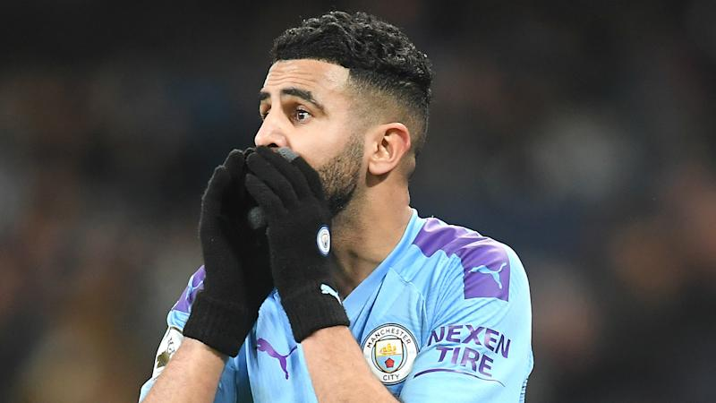 'Liverpool were interested in me, but it finished when they took Salah' - Mahrez says he was on Reds' radar before Man City move