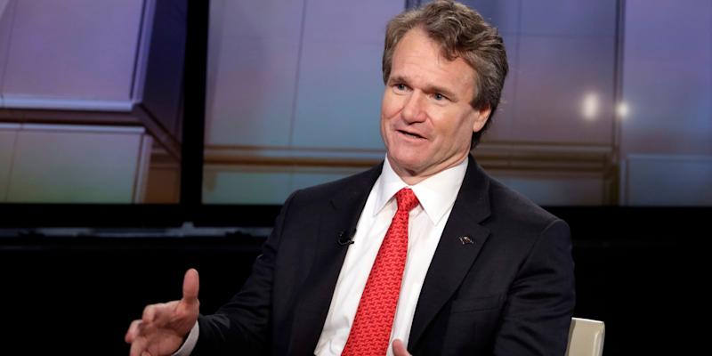 brian moynihan bank of america