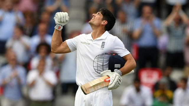 Former England batting coach Graham Gooch has paid tribute to Alastair Cook, who will retire after the fifth Test against India.