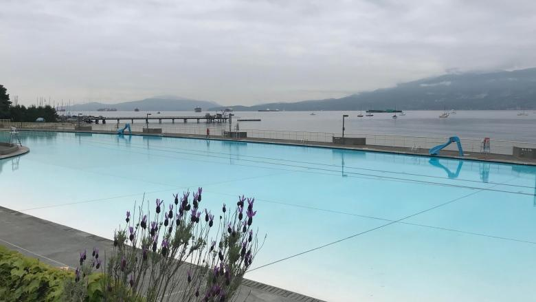 Kitsilano Pool re-opens after renovations