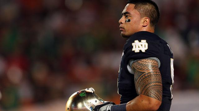 Manti Te'o Says He Was Tricked