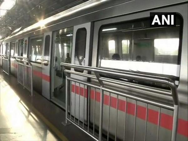 Metro services will remain suspended till 5 am on May 17