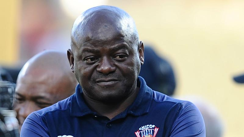 I am back to fix the situation at Chippa United, says Dan Malesela