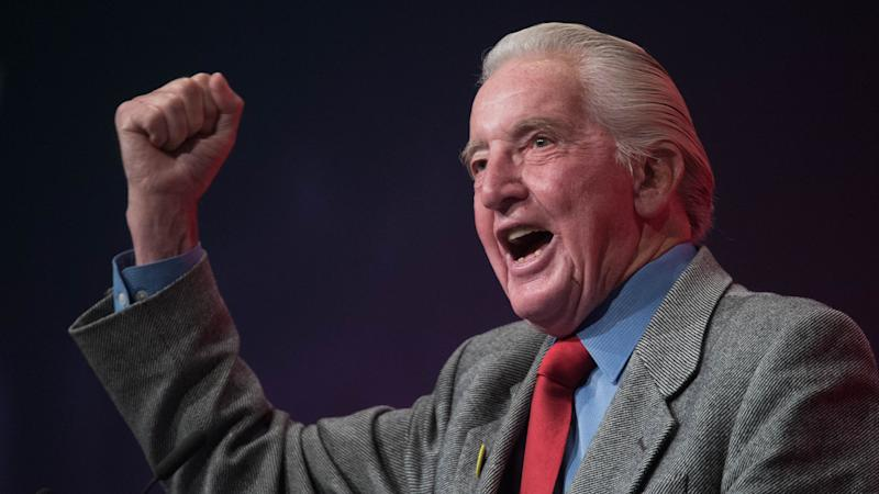 New Tory MP in campaign for statue of defeated Beast of Bolsover Dennis Skinner
