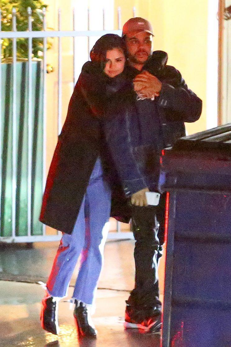 Selena Gomez and The Weeknd have been spending a lot of time together. (Photo: Maciel/AKM-GSI)