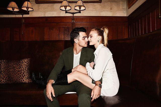 """<p>In their first official Instagram post since the wedding, Turner shared this adorable picture of the newlyweds looking well and truly in love. </p><p>Jonas commented on the picture: 'You are so stunning', and it's, honestly, enough to make the iciest of hearts melt.</p><p><a href=""""https://www.instagram.com/p/B0I_yeqhycx/"""" rel=""""nofollow noopener"""" target=""""_blank"""" data-ylk=""""slk:See the original post on Instagram"""" class=""""link rapid-noclick-resp"""">See the original post on Instagram</a></p>"""