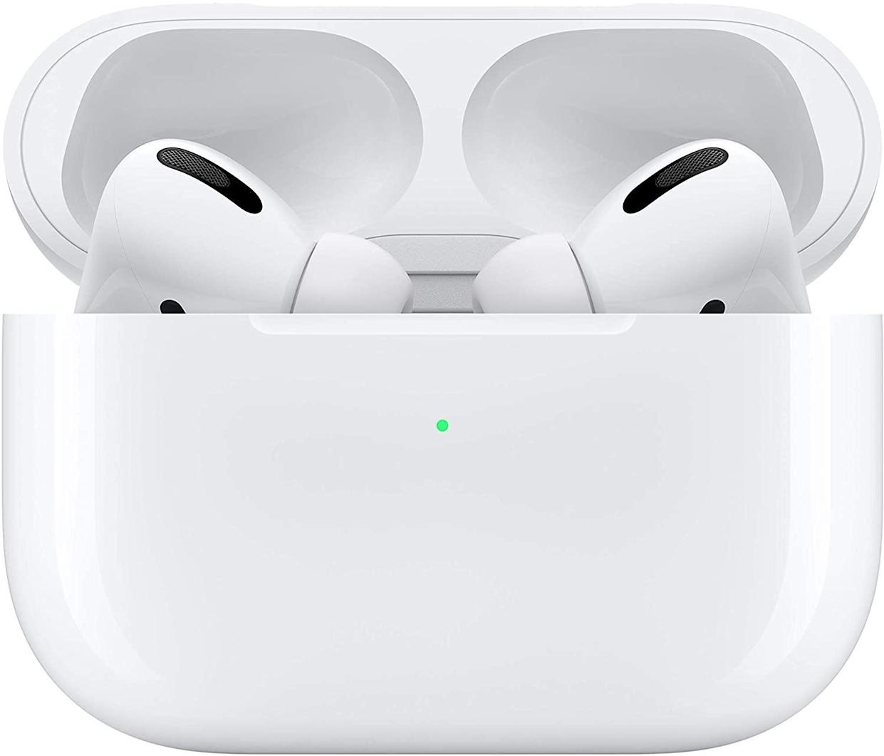 These AirPods are upgraded so they fit better. (Photo: Amazon)