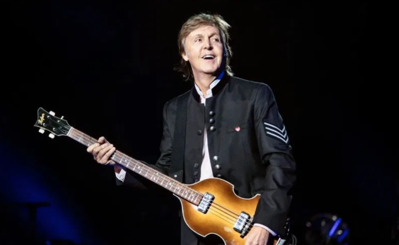 "Paul McCartney announces ""Freshen Up"" 2020 tour dates"
