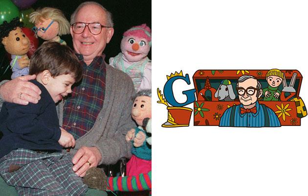 Mr Dressup Ernie Coombs Celebrated By Google On What Would Have Been His 85th Birthday