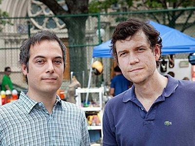 """<p>Brooklyn's recent artisanal boom of makers thrives in the hands of two men in their 40s. A year before the co-founders launched the Brooklyn Flea in April 2008, Jonathan Butler quit his cushy, but unfulfilling life-long career in finance to run a popular real estate blog. Eric Demby was a former freelance journalist who left a four-year job as speechwriter for Brooklyn borough president. Butler told <i><a href=""""http://www.nytimes.com/2012/10/28/nyregion/the-brooklyn-flea-partners-eye-a-bigger-future.html"""" rel=""""nofollow noopener"""" target=""""_blank"""" data-ylk=""""slk:The New York Times"""" class=""""link rapid-noclick-resp"""">The New York Times</a> </i>that he met Demby after writing about his idea for a flea market. Today, Brooklyn Flea has branched into three separate markets. It is of New York's biggest attractions, featuring hundreds of makers, artists and local restaurant vendors. <i>(Photo: <a href=""""http://brooklynflea.com/"""" rel=""""nofollow noopener"""" target=""""_blank"""" data-ylk=""""slk:Brooklyn Flea"""" class=""""link rapid-noclick-resp"""">Brooklyn Flea</a>)</i></p>"""
