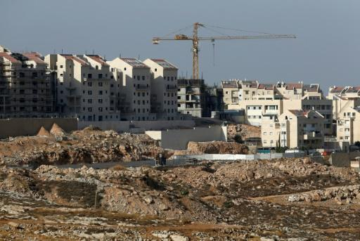 Israel advances plans for 1,292 West Bank settler homes in new push