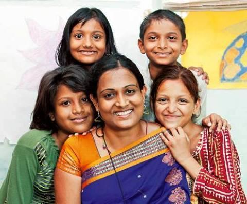 Child rights activist Kirti Bharti has been on a mission to put an end to child marriage