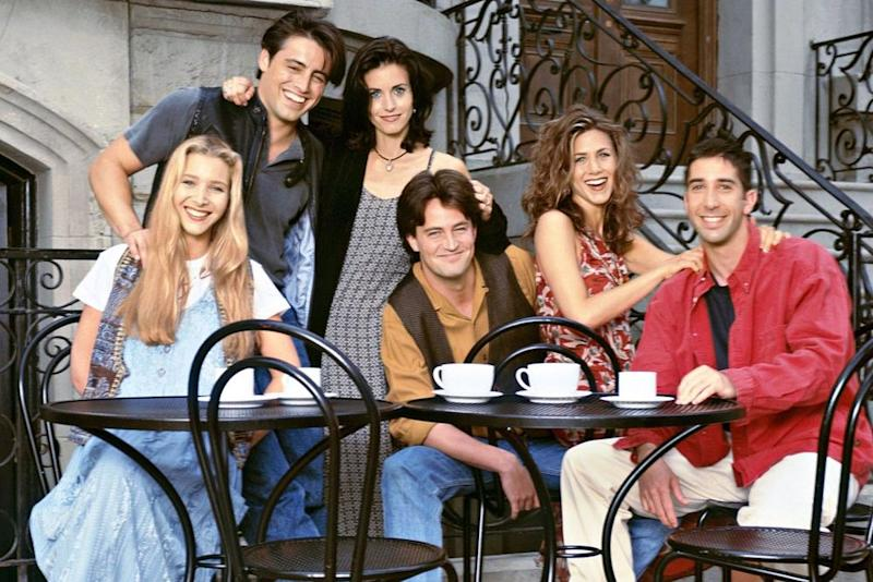 Friends cast | NBC