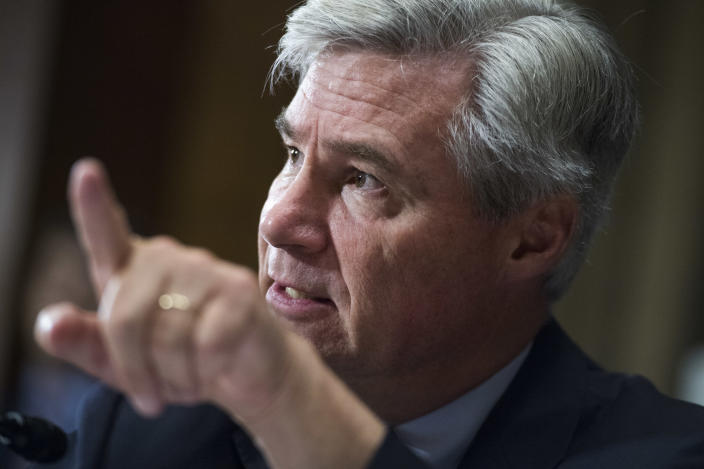 Sen. Sheldon Whitehouse, D-R.I. (Photo: Tom Williams/CQ Roll Call/Getty Images)