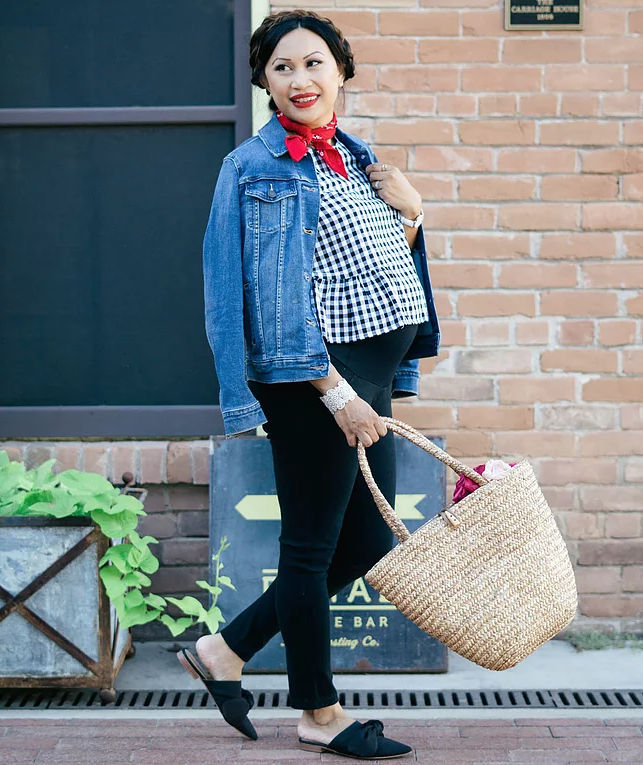 ec738403da3 Tips on How to Wear a Jean Jacket with Any Outfit