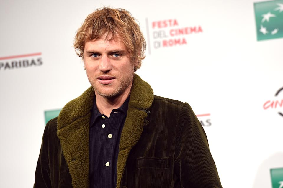"ROME, ITALY - OCTOBER 16: Johnny Flynn attends the photocall of the movie ""Stardust"" during the 15th Rome Film Festival on October 16, 2020 in Rome, Italy. (Photo by Stefania M. D'Alessandro/Getty Images for RFF)"