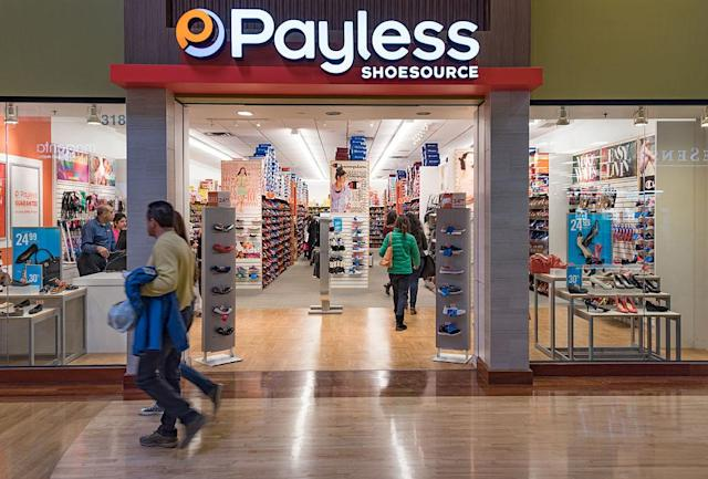 Payless shoe store. (Photo: Roberto Machado Noa/LightRocket via Getty Images)