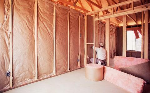 Insulation - Credit: Getty Images