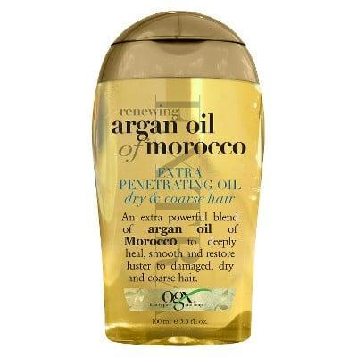 <p>The <span>OGX Renewing Moroccan Argan Oil Extra Penetrating Hair Oil</span> ($7) is a TikTok favorite thanks to its accessible price point and its strengthening and smoothing properties.</p>