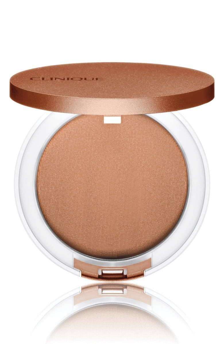 <p>This <span>Clinique True Bronze Pressed Powder Bronzer</span> ($30) is one of Nordstrom's top-rated products because it's lightweight and super natural.</p>