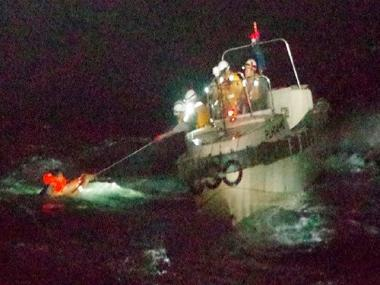 China-bound ship carrying 5,800 cows and 42 crew members sinks off Japan's coast