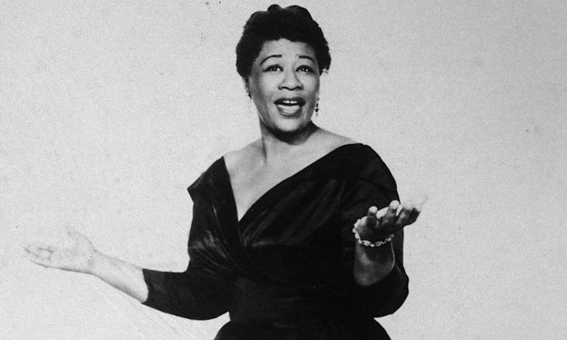 Ella Fitzgerald in the 1950s