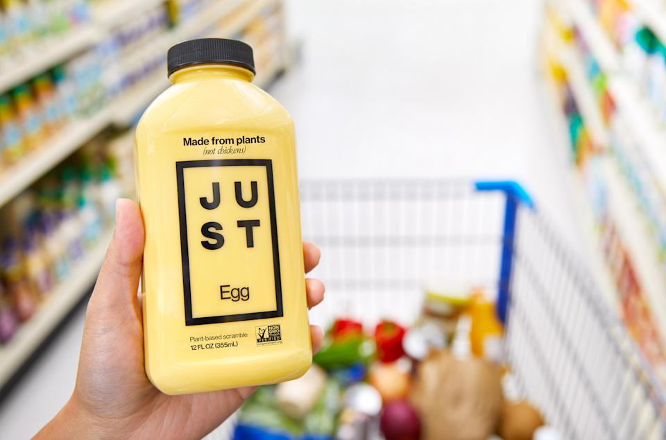 JUST Egg. (PHOTO: Eat Just, Inc)