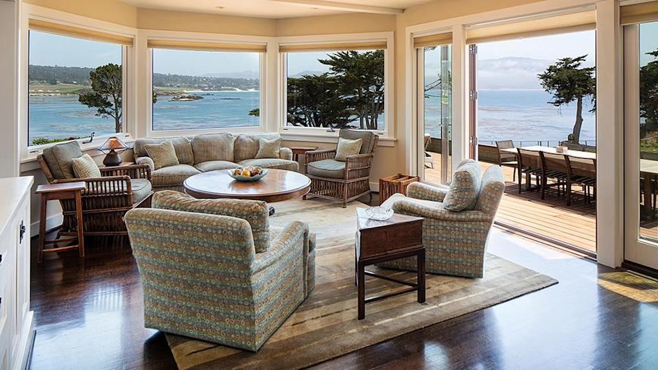 Views surround many of the rooms. - Credit: Photo: Sherman Chu/Sotheby's International Realty